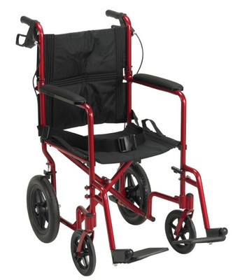 DRIVE MEDICAL EXPEDITION ALUMINUM TRANSFER CHAIR (AC6386)