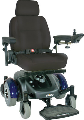 "IMAGE 20"" STANDARD MID WHEEL POWER WHEELCHAIR (AC4476)"