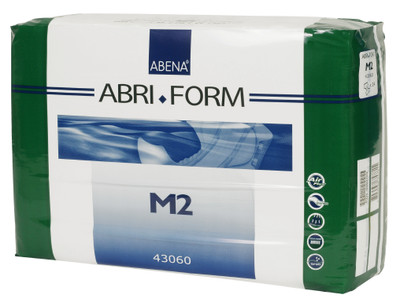 ABENA ABRIFORM AIR PLUS PREMIUM BRIEFS SUPER DAY BY CASE (AC1295C)