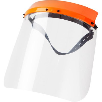 SAFETY FACE SHIELD NIH APROVED