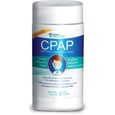 CPAP MASK WIPES MEDPRO DEFENCE