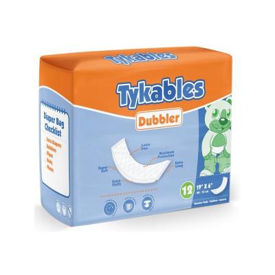 TYKABLES DUBBLERS SUPER BOOSTER PADS CASE