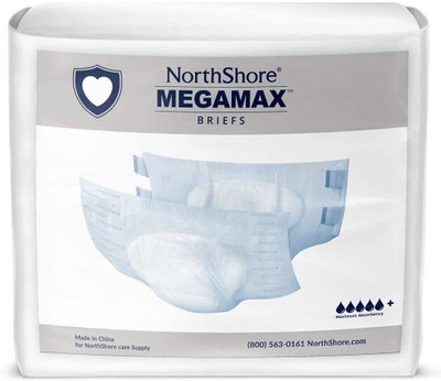 NORTHSHORE MEGAMAX BRIEFS WHITE