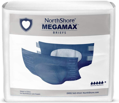 NORTHSHORE MEGAMAX BRIEFS BLUE