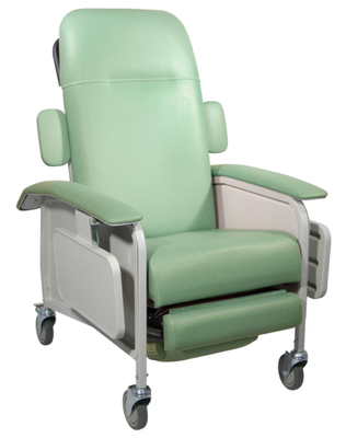 CLINICAL CARE GERI RECLINER JADE D577 J