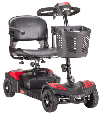 SCOUT 4 WHEEL POWER SCOOTER DRIVE MEDICAL