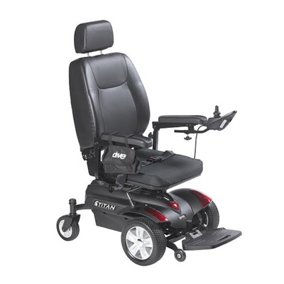 TITAN PAN SEAT POWER WHEELCHAIR DRIVE MEDICAL