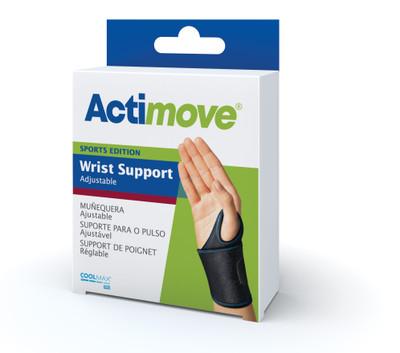 ACTIMOVE WRIST SUPPORT ADJUSTABLE