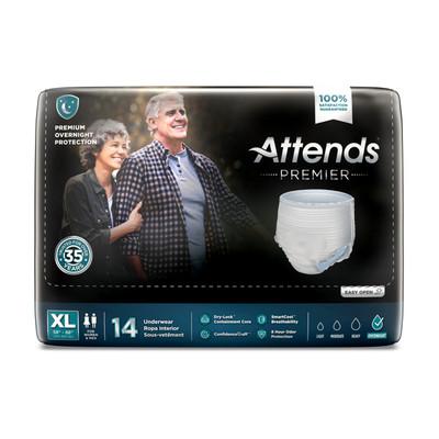 ATTENDS PREMIER UNDERWEAR XL (AC6243XL)