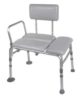 PADDED TRANSFER BENCH DRIVE MEDICAL