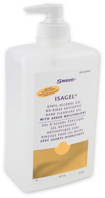HAND SANITIZER ISAGEL 21 OUNCE