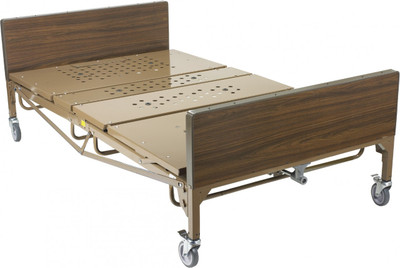 "FULL ELECTRIC BARIATRIC HOSPITAL BED 48"" WIDTH"