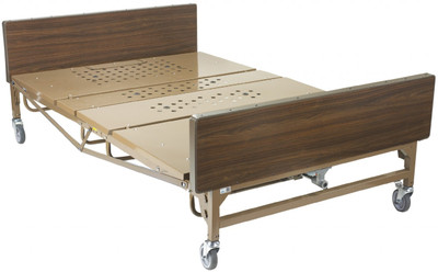 "FULL ELECTRIC BARIATRIC HOSPITAL BED 54"" WIDTH"
