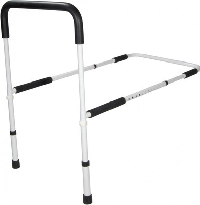 DRIVE MEDICAL ADJUSTABLE HEIGHT BED ASSIST RAIL