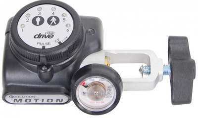 DRIVE MEDICAL EVOLUTION MOTION ELECTRONIC OXYGEN CONSERVER