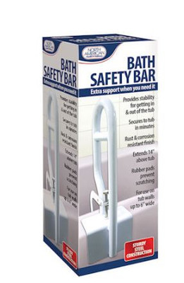 STEEL BATH SAFETY BAR (AC4236)