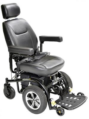 """Trident 18"""" Standard Front Wheel Power Wheelchair"""