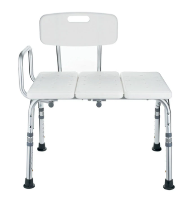 TRANSFER BATH BENCH WITH BACK  MOBB