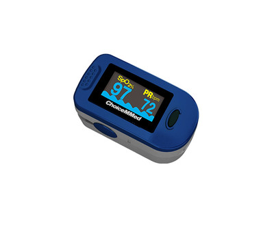 Choicemed Finger Pulse Oximeter -2