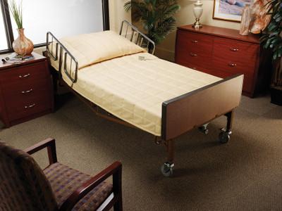 MEDLINE VINYL INNERSPRING HOSPITAL BED MATTRESS