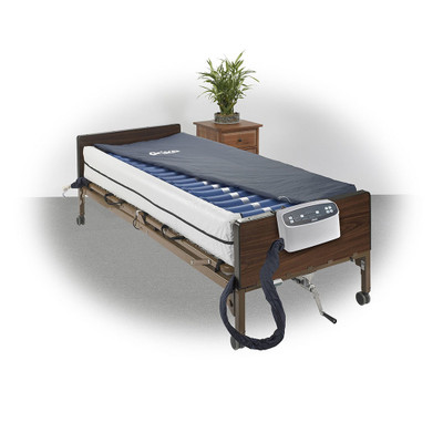 """MED AIRE PLUS 8"""" ALTERNATING PRESSURE AND LOW AIR LOSS MATTRESS SYSTEM WITH 10"""" (AC5335)"""