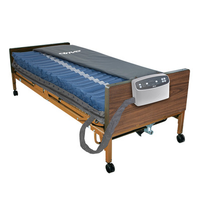 """MED AIRE PLUS 8"""" ALTERNATING PRESSURE AND LOW AIR LOSS MATTRESS SYSTEM (AC5336)"""