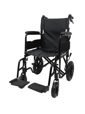 FEATHERLIGHT TRANSPORT CHAIR 19 INCH CH1044