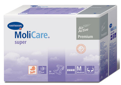 MOLICARE PREMIUM SOFT SUPER BRIEFS