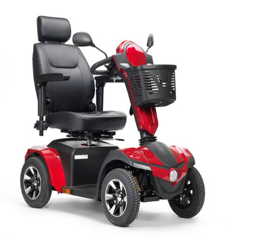 """DRIVE PANTHER 4 WHEEL HEAVY DUTY SCOOTER 22"""""""