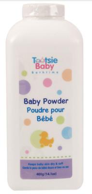 BABY POWDER TOOTSIE BABY 14.1 OZ