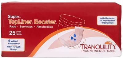 TRANQUILITY TOPLINER SUPER BOOSTER PADS
