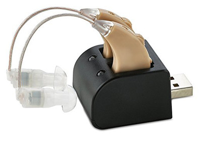 FORSITE HEALTH DIGITAL HEARING AMPLIFIER BEHIND THE EAR