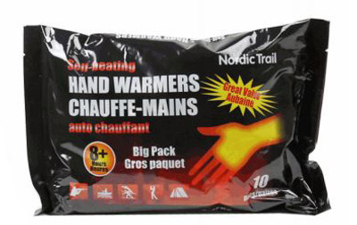 NORDIC HAND WARMER PACKETS