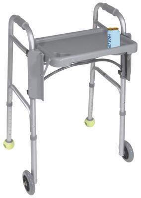 DRIVE MEDICAL FOLDING WALKER TRAY (AC6136)