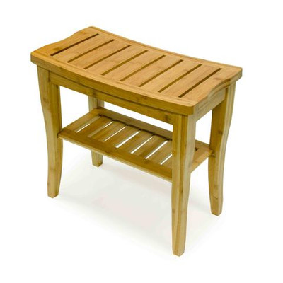 BIOS BAMBOO SHOWER BENCH (AC6146)