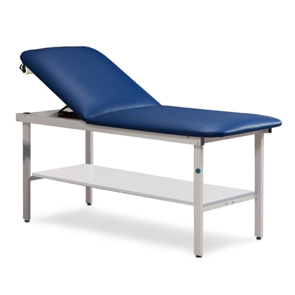 Clinton 3020 Alpha Series Treatment Table with Shelf