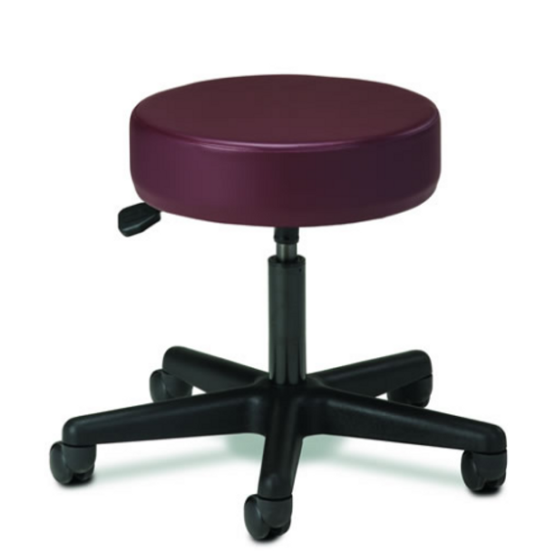 Clinton 21335 Key Series Economic, 5-leg, Pneumatic Physician Stool