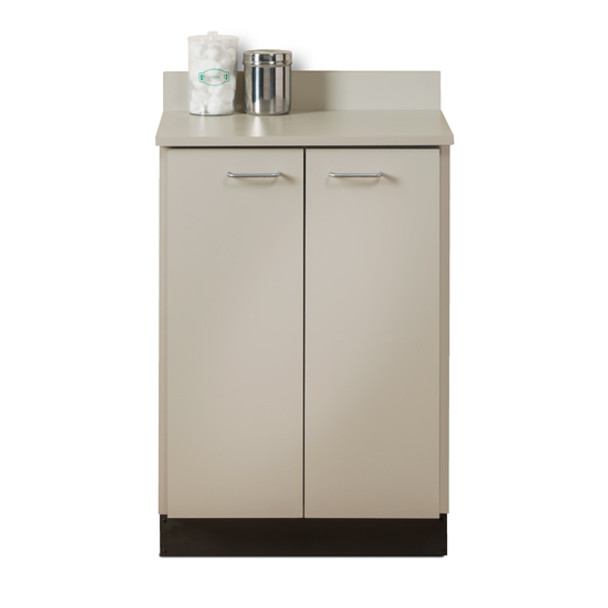 Clinton 8024 Base Cabinet w/2 Doors