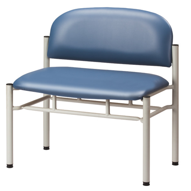 Clinton C-40X Extra-Wide Chair (No Arms)