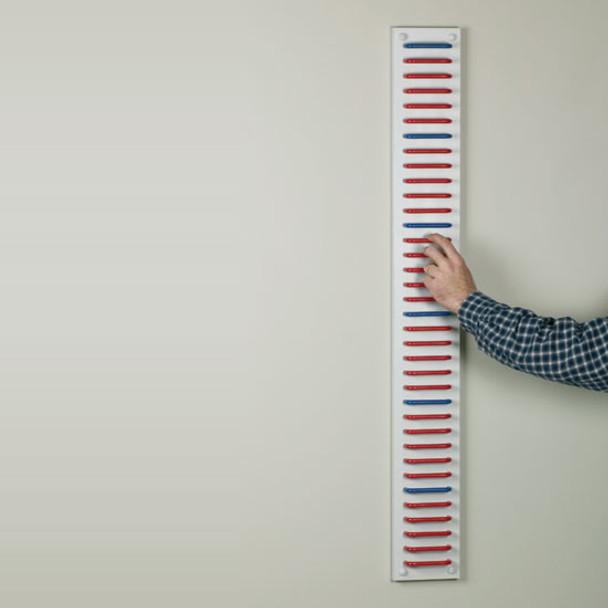 Clinton 4758A Laminate Finger/Shoulder Ladder