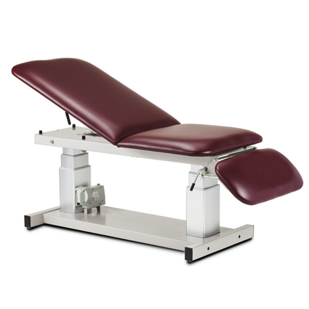 Clinton 80063 General Ultrasound Table with Three-Section Top
