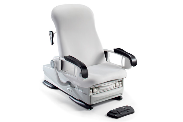 Midmark 626 Barrier Free Examination Chair - Top AND Bottom (Complete Chair)