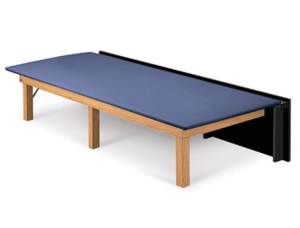 Hausmann 1422 Bariatric Wall Folding Therapy Mat Platform