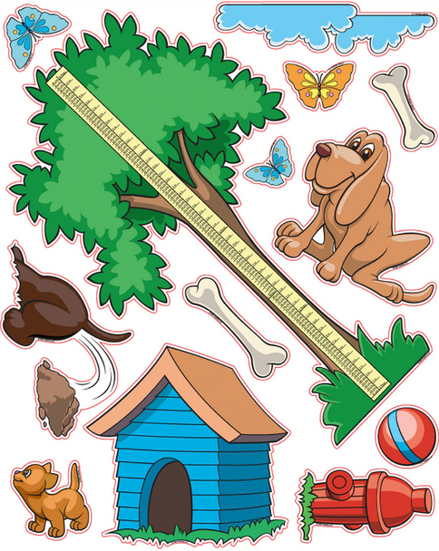 100112 Pedia Pals Pediatric Puppy Decal Kit2