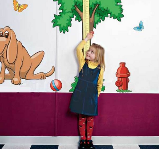 Pedia Pals Tree Height Chart