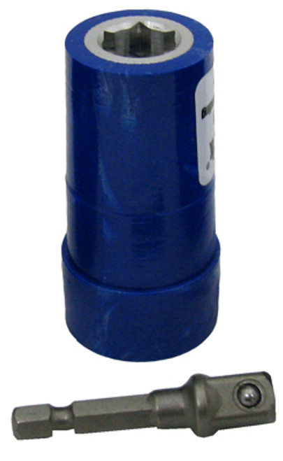 """WATERCO   DOUBLE-HEX BACK-TO-BACK TOOL  9/16"""" & 7/8"""" SOCKETS   MT-100"""
