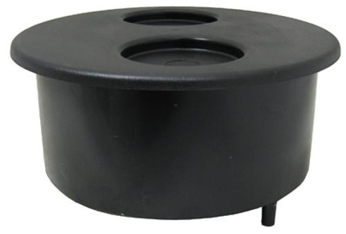 WATERWAY | filter niche with black lid | 500-1021
