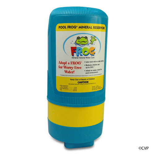 FROG KING TECHLOLOGIES   REPLACEMENT MINERAL RESERVOIR IN GROUND   FROG 6 MTH (NEW)  1125462   1/12/5462