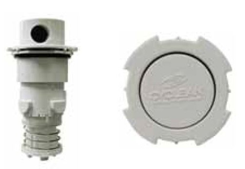 PARAMOUNT   NOZZLE WTH NOZZLE CAPS, WHITE   004-652-5070-01