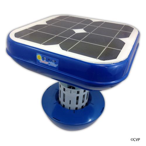 POOL SolarChlor Solar-Powered Chlorine & Ion Generator   SolarChlorXT